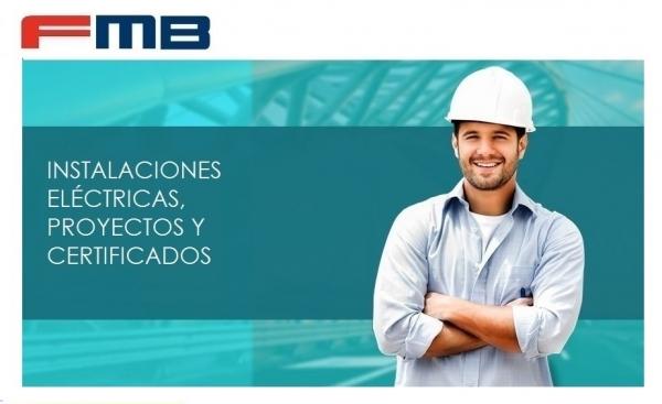 Electricidad fmb empresa de electricidad proyectos for Empresas de electricidad en sevilla